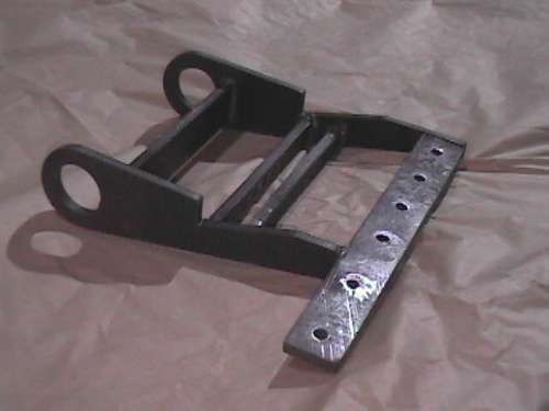 Manganese Alloy Bracket